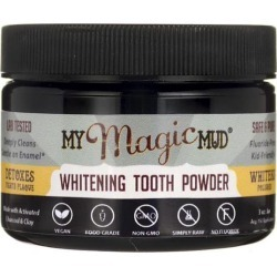 My Magic Mud Whitening Tooth Powder 3 oz Pwdr