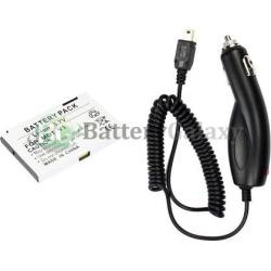 NEW Phone Battery+Car Charger for Motorola RAZR v3 v3c v3i v3m v3r v3t 600+SOLD
