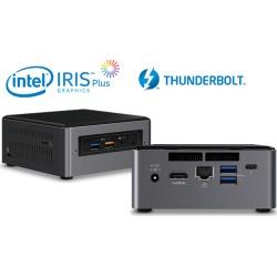 Intel NUC NUC7i7BNH Mini PC/HTPC, Intel i7-7567U 3.5GHz, 4GB DDR4, Samsung 960 EVO NVMe1TB SSD, Windows 10 Pro, Wifi, Bluetooth, 4k Support, Dual.