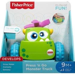 Fisher-Price Press 'N Go Monster Truck