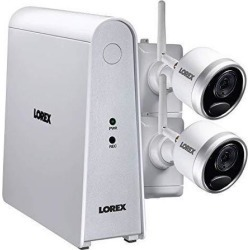 Lorex[r] Lhwf16g32c2b 1080p Full Hd Wire-free Security System With 2 Cameras found on Bargain Bro India from Newegg Business for $394.26