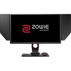BenQ ZOWIE XL2536 24.5' 1080p 1ms(GTG) 144Hz eSports Gaming Monitor, DyAc, S-Switch, Shield, Black eQualizer, Color Vibrance, Height Adjustable.