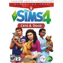 Sims 4 Cats & Dogs - PC