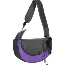 Pet Dog Carrier Backpack Bag Puppy Cat Carrier Holder Shoulder Adjustable for Outdoor Travel Picnic Shopping S Size Purple found on Bargain Bro India from Newegg Canada for $18.09