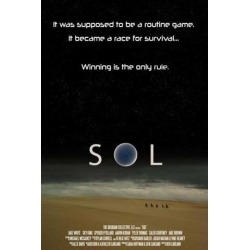 Posterazzi MOVIB55014 Sol Movie Poster - 27 x 40 in. found on Bargain Bro Philippines from Newegg Canada for $42.53