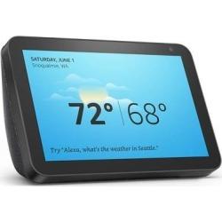 Amazon Echo Show 8 Smart Speaker with Alexa 8' HD Smart Display - Black