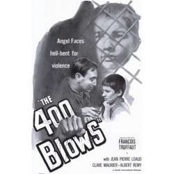 Posterazzi MOVCF8197 The 400 Blows Movie Poster - 27 x 40 in. found on Bargain Bro India from Newegg Canada for $45.52