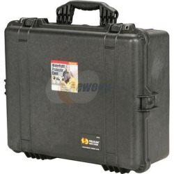 PELICAN 1600-000-110 Black Case