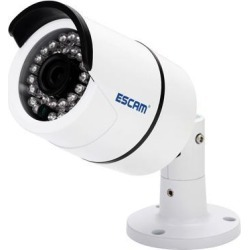 ESCAM QD410 IP Camera 4MP H.265 IP66 Mini Camera Onvif IR Cut Night Vision CCTV Surveillance Bullet Cameras