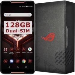 Asus ROG Gaming Phone ZS600KL Dual-SIM 128GB (No CDMA, GSM only) Factory Unlocked 4G/LTE Smartphone - Black