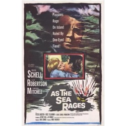 Posterazzi MOVCH9086 As the Sea Rages Movie Poster - 27 x 40 in. found on Bargain Bro Philippines from Newegg Canada for $44.31