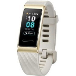 Huawei Band 3 Pro All-in-One Fitness Activity Tracker, 5ATM Water Resistance Swim, 24/7 Heart Rate Monitor, Built-in GPS, Multi-Sports Mode, Sleep.