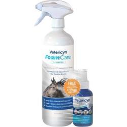 Vetericyn Equine Foamcare Shampoo Bonus Pack