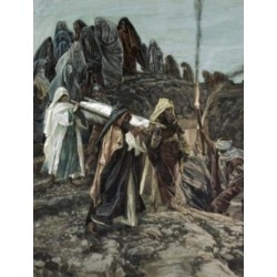 Posterazzi SAL999324 Christ Carried to the Tomb James Tissot 1839-1902 French Poster Print - 18 x 24 in. found on Bargain Bro India from Newegg Canada for $55.18