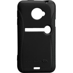 Case-Mate Pop! Case with Stand for HTC EVO 4G LTE (Black/Black)