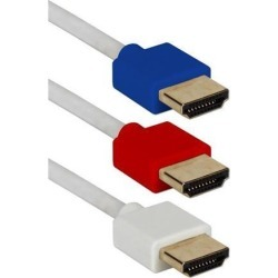 QVS HDMI Audio/Video Cable with Ethernet found on Bargain Bro Philippines from Newegg Canada for $46.00