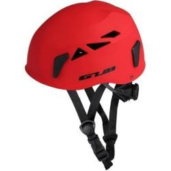 Rock climbing helmet Red
