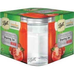 Jarden Home Brands 16oz 4ct Rm Sharing Jar 1440061185