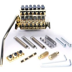 Floyd Rose FRTS3000R3 Special Series Tremolo Bridge System with R3 Nut, Gold found on Bargain Bro India from Newegg Business for $146.62