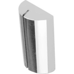 Stainless Steel Table Place Card Holder Table Number Stand Semicircle