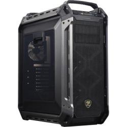 COUGAR Panzer Max Black Gaming Computer Case
