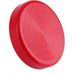 1Pcs Camera Metal Soft Shutter Release Button for Fujifilm X100 Leica M4 M6 Red Flat