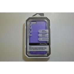 New OEM Incipio Rival Translucent Neon Purple Case For iPhone 6 Plus/6s Plus