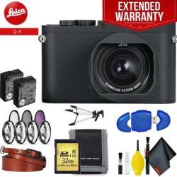 Leica Q-P Digital Camera Advanced Accessory Kit + Extended Warranty
