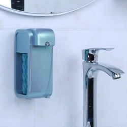 Automatic Sensor Touchless Soap Dispenser Countertop / Wall Mounted Green