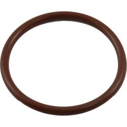 Unique Bargains 43mm x 3mm x 37mm Fluorine Rubber O Ring Oil Sealing Gasket Washer