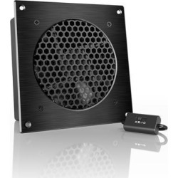 AC Infinity AIRPLATE S3, Quiet Cooling Fan System with Speed Control, for Home Theater AV Cabinet Cooling found on Bargain Bro India from Newegg Business for $42.99