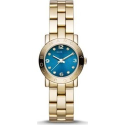Marc by Marc Jacobs Amy Gold-Tone Ladies Watch MBM3304