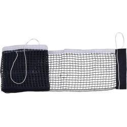 Unique Bargains 70.1' x 5.7' Portable Meshy Nylon Ping Pong Table Tennis Net Black White