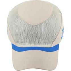 Quick Drying Mesh Sport Sun Hats Women Men Running Baseball Cap Beige