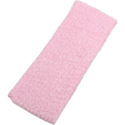 Unique Bargains Unique Bargains Running Exercise Protective Elastic Sweatband Head Band Light Pink