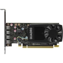 PNY Quadro P620 VCQP620DVI-PB 2GB 128-bit GDDR5 PCI Express 3.0 x16 Low Profile Workstation Video Card