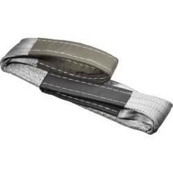 "Lift Strap 4""x 13' Web Lifting Straps 8818lbs Capacity for Construction Rigging Moving Towing Hoisting Work Gear Grey"