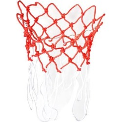 Unique Bargains Unique Bargains 2 Pcs 15.7' Long Durable Indoor Outdoor Sport Braided Nylon Basketball Nets