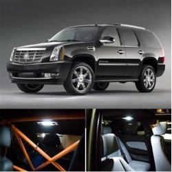 Cadillac Escalade Interior Package LED Lights Kit SMD White 2007-2013 found on Bargain Bro Philippines from Newegg Business for $13.95