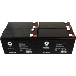 SPS Brand 12V 7 Ah Replacement Battery for Tripp Lite SMART1500XL UPS (5 PACK) found on Bargain Bro India from Newegg Business for $60.00