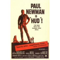Posterazzi MOVCF0190 Hud Movie Poster - 27 x 40 in. found on Bargain Bro Philippines from Newegg Canada for $42.53