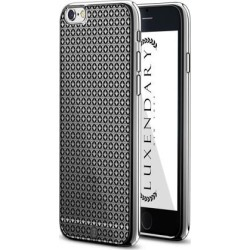 LUXENDARY TINY CIRCLES DESIGN CHROME SERIES CASE FOR IPHONE 6/6S PLUS