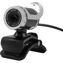 Rotatable Camera HD Webcam 480P USB Camera Video Recording Web Camera With Microphone For PC Computer