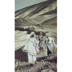 Posterazzi SAL99955 The Calling of Andrew & John James Tissot 1836-1902 French Poster Print - 18 x 24 in. found on Bargain Bro India from Newegg Canada for $52.03