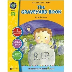 THE GRAVEYARD BOOK LITERATURE KIT