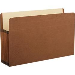 Pendaflex Premium Reinforced Expanding File Pockets Straight Cut 1 Pocket Legal