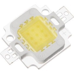 27-30V 10W LED Chip Bulb White Ultra Bright High Power for Floodlight