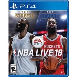 NBA LIVE 18: The One Edition - Playstation 4 found on Bargain Bro India from Newegg Business for $24.51