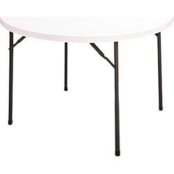 Alera 042167100735 Round Plastic Folding Table