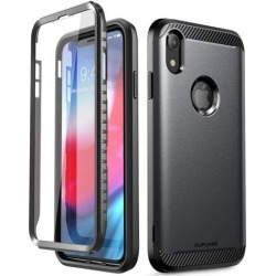 SUPCASE iPhone XR Case, [UB Neo Series] with Built-in Screen Protector Full-Body Protective Dual Layer Armor Cover for iPhone XR 6.1 Inch 2018.